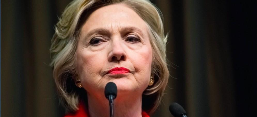 La sconfitta alla Casa Bianca Hillary Clinton