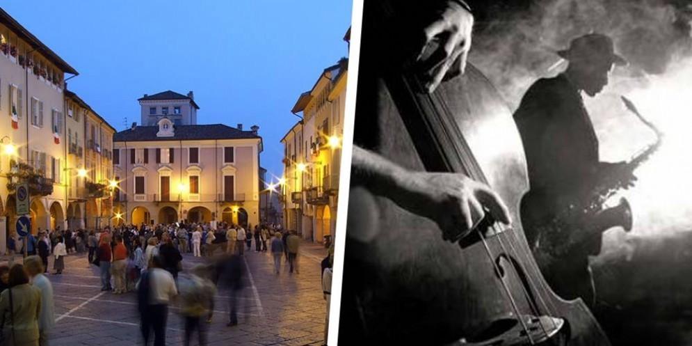 Biella Piazzo tra musica e danza