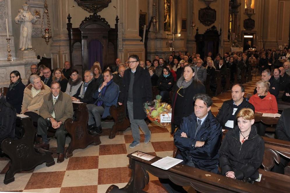 Le immagini della Messa del Ringraziamento