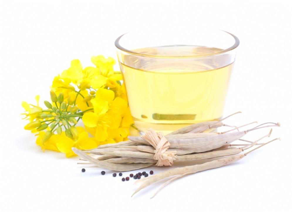 Benefici dell'olio di canola e di colza