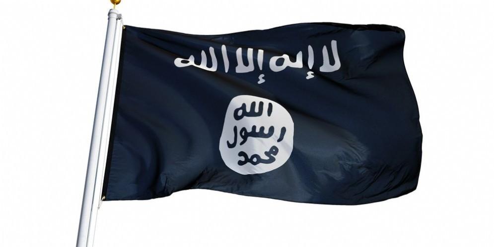 Bandiera dell'Isis.
