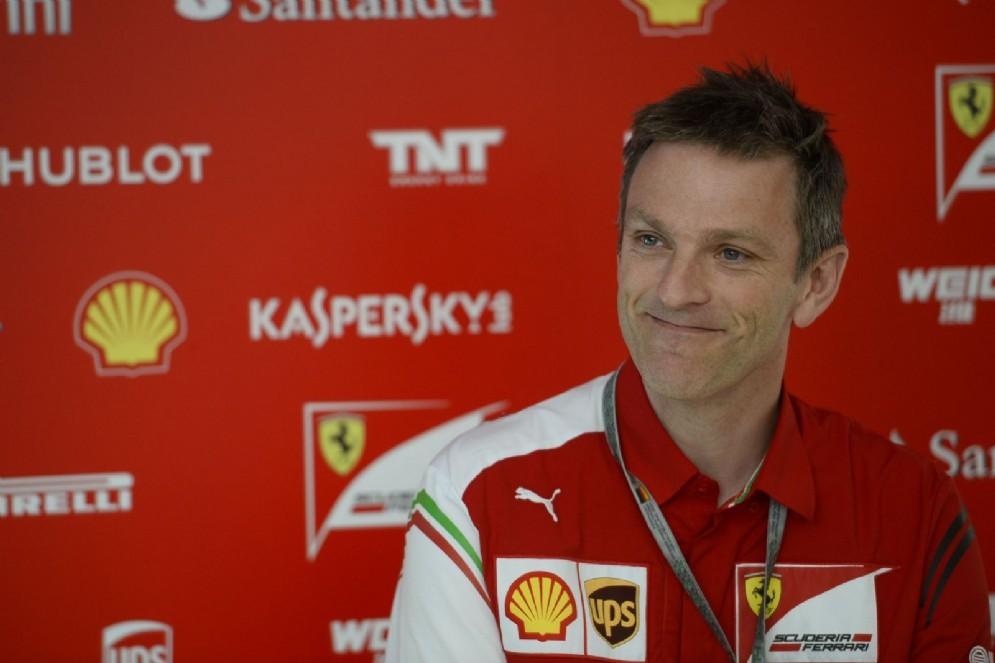 L'ex direttore tecnico della Ferrari James Allison