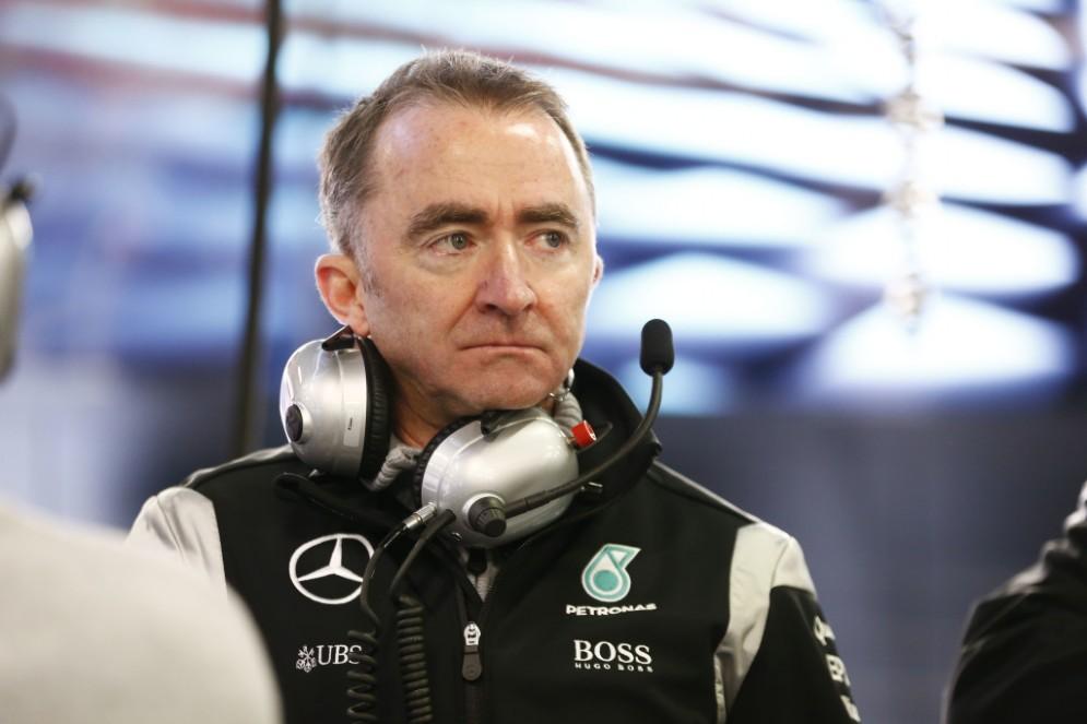 Il direttore tecnico della Mercedes, Paddy Lowe