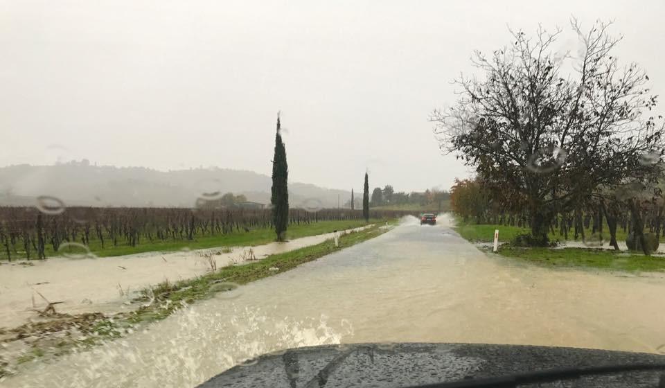 Friuli allagato