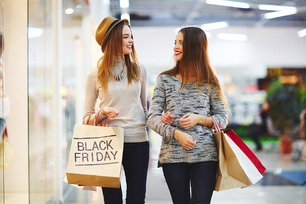Black Friday, il giorno dello shopping