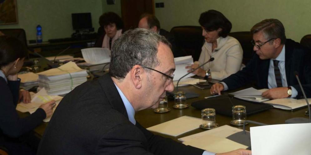 L'assessore Sergio Bolzonello