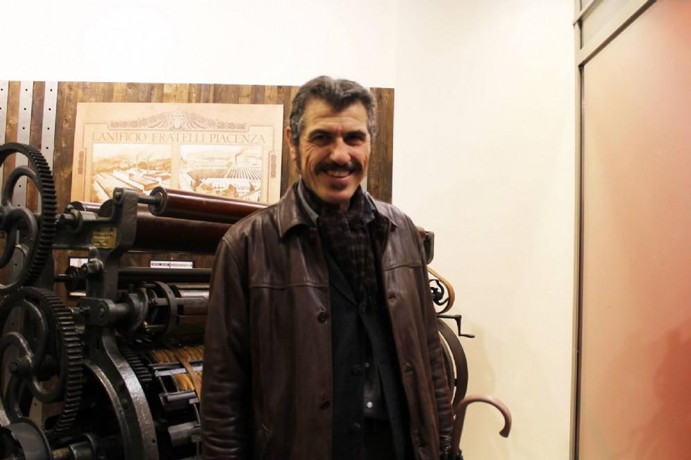 Paolo Zanone, Lanificio Subalpino