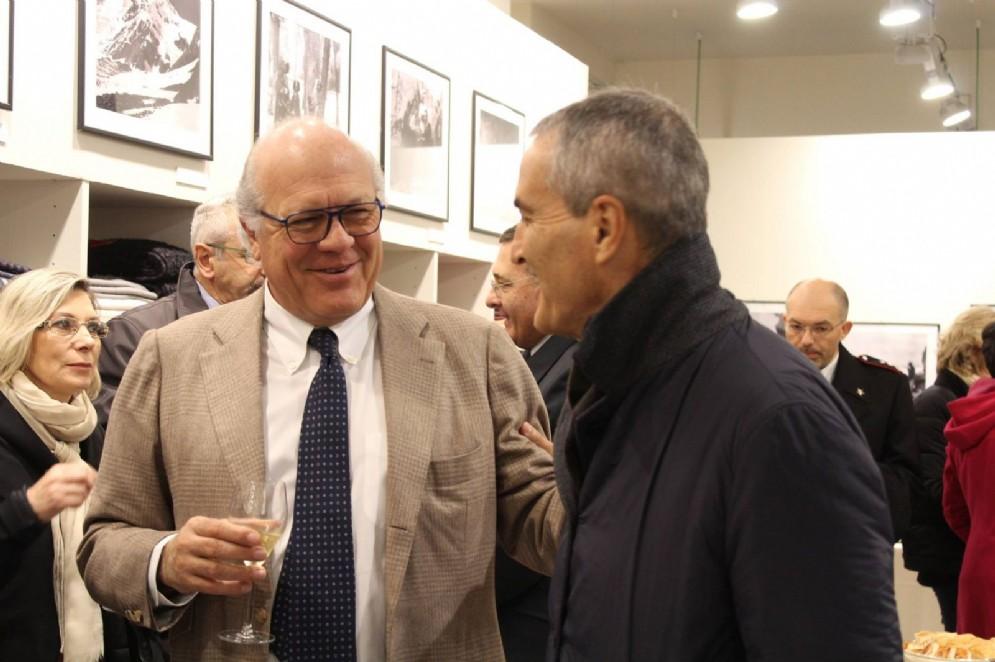 Carlo Piacenza e Nicolò Zumaglini