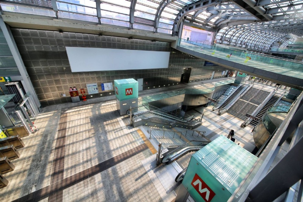 Stazione Torino Porta Susa