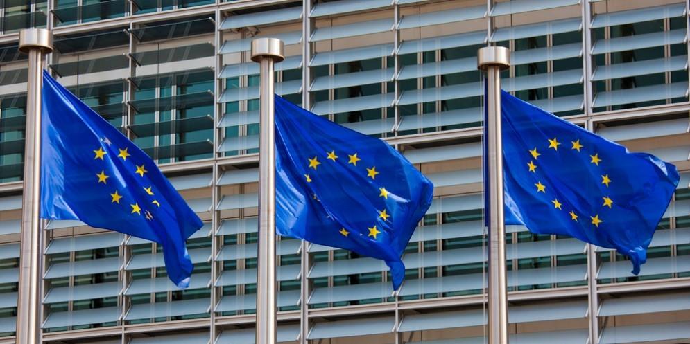 Bandiere europee.