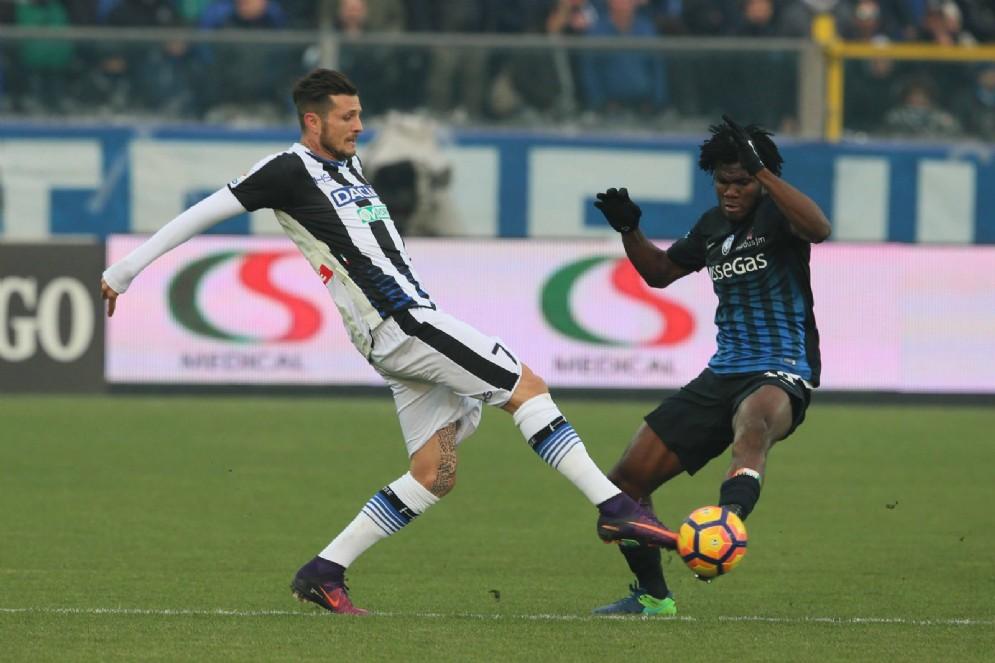 L'Udinese espugna Bergamo