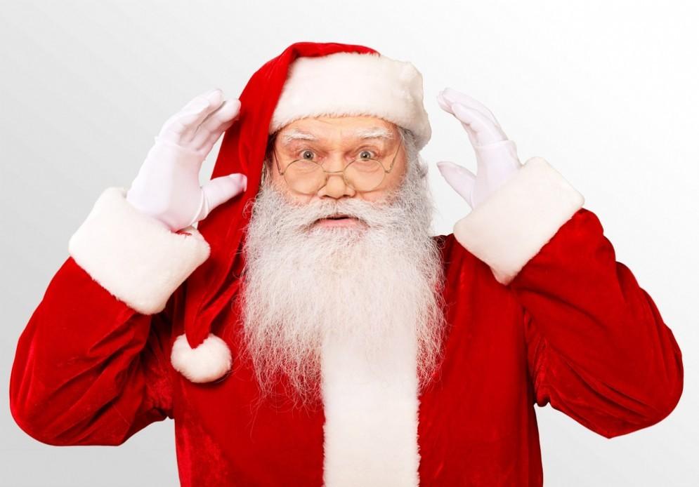 Babbo Natale non esiste?