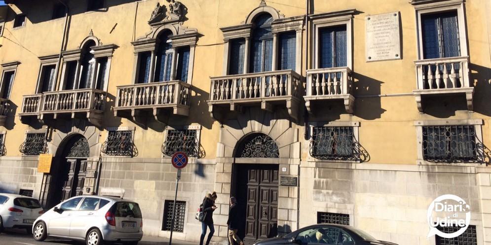 Palazzo del Torso a Udine