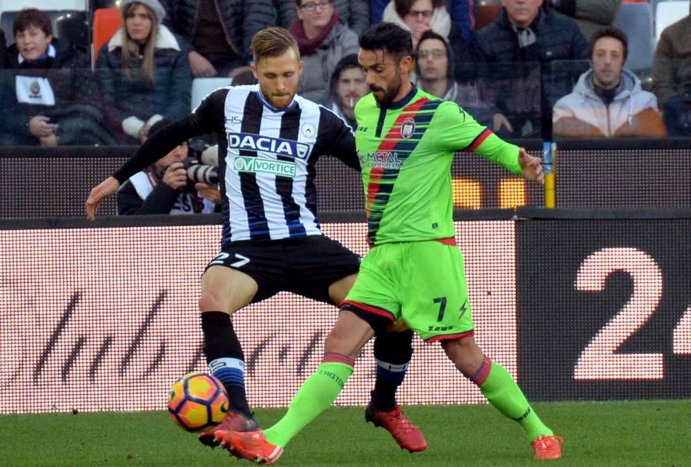 Bella vittoria dell'Udinese al Friuli (© Diario di Udine)