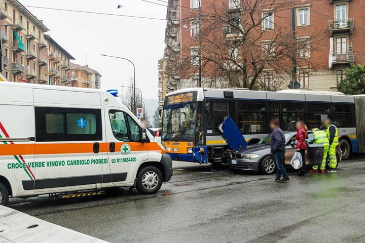 Incidente in piazza Giacomini