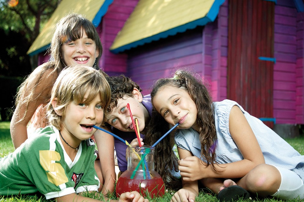 Divertimento all'Italy Family Hotel