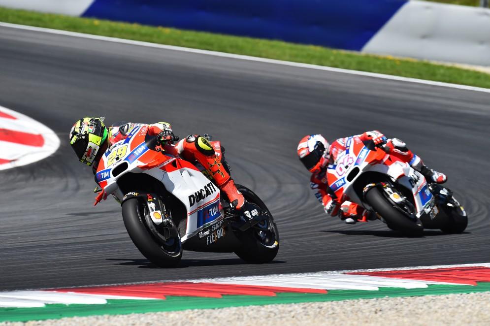 In Austria dominio Ducati, che torna al successo dopo sei anni grazie ad Andrea Iannone