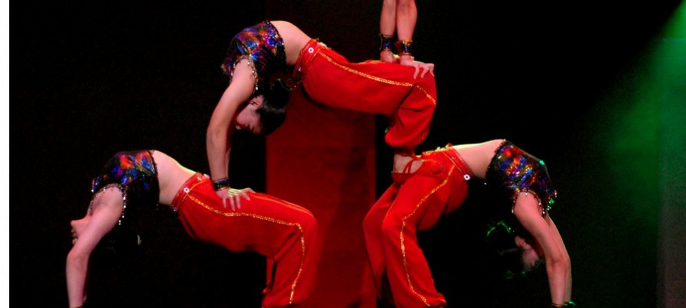 The China Acrobatic Troupe of Henan