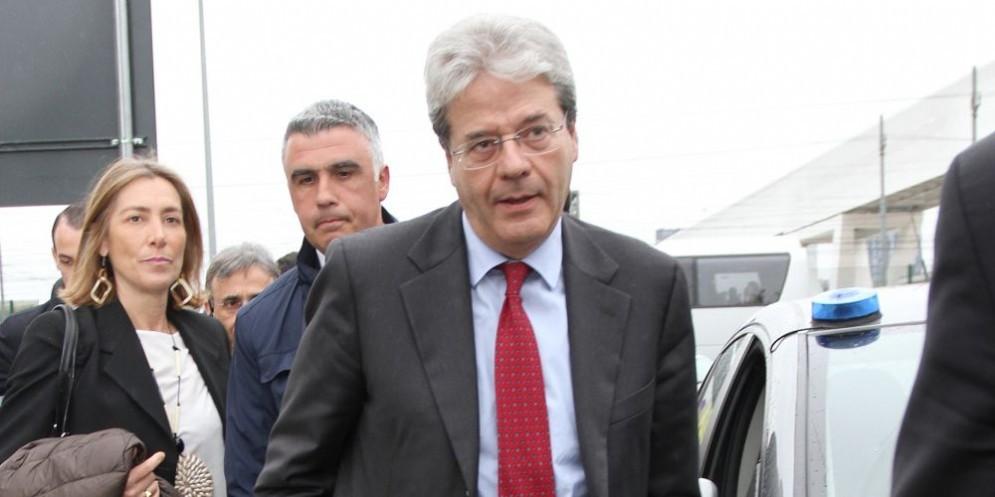 Il presidente del Consiglio, Paolo Gentiloni.