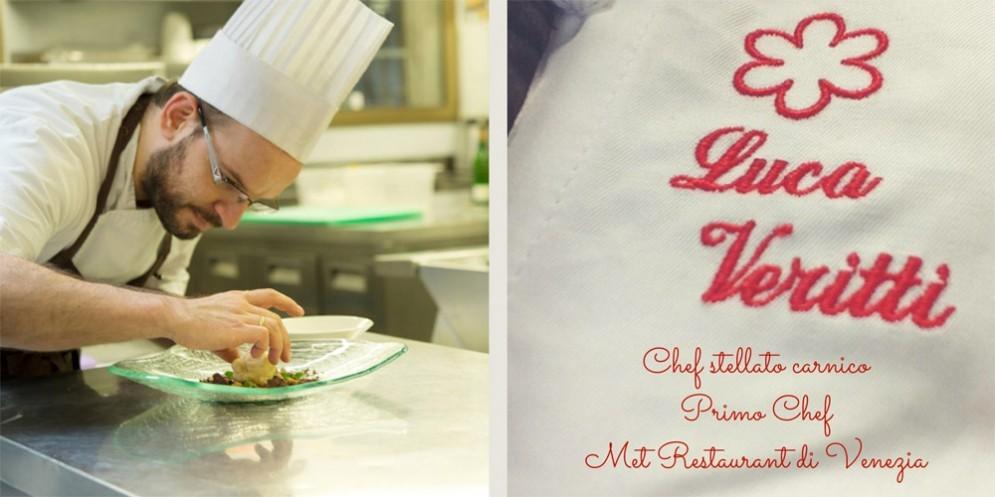 Cuciniamo con… Lo Chef stellato Luca Veritti