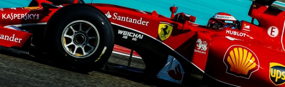 Una Ferrari di due anni fa modificata in base ai regolamenti 2017