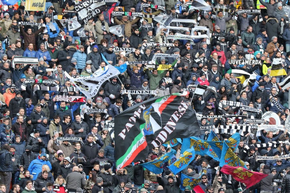 Sconfitta casalinga per l'Udinese