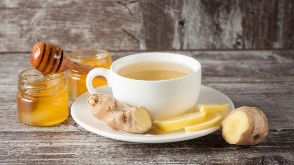 Decotto di zenzero contro influenza e raffreddore