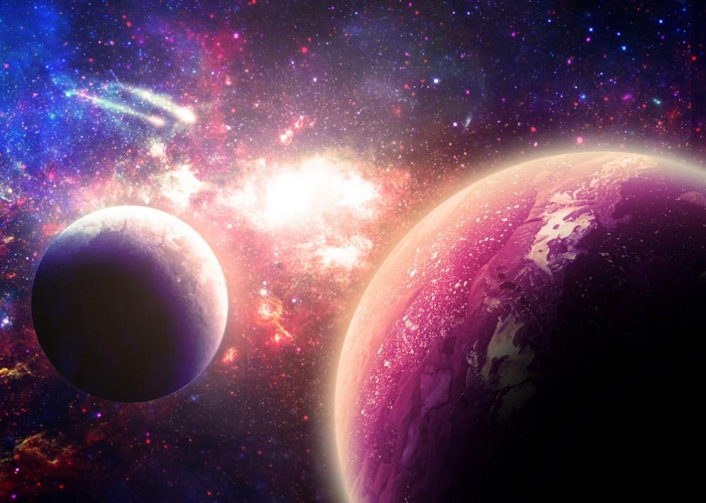 Questa sera la congiunzione Venere, Marte e Luna
