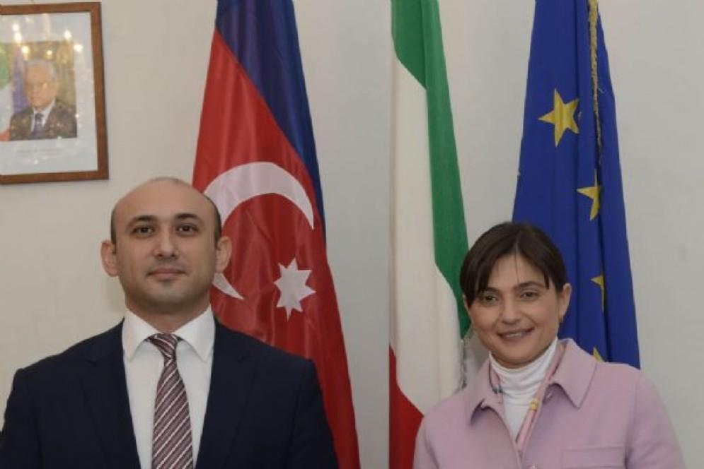 Relazioni internazionali: Serracchiani riceve ambasciatore Azerbaigian