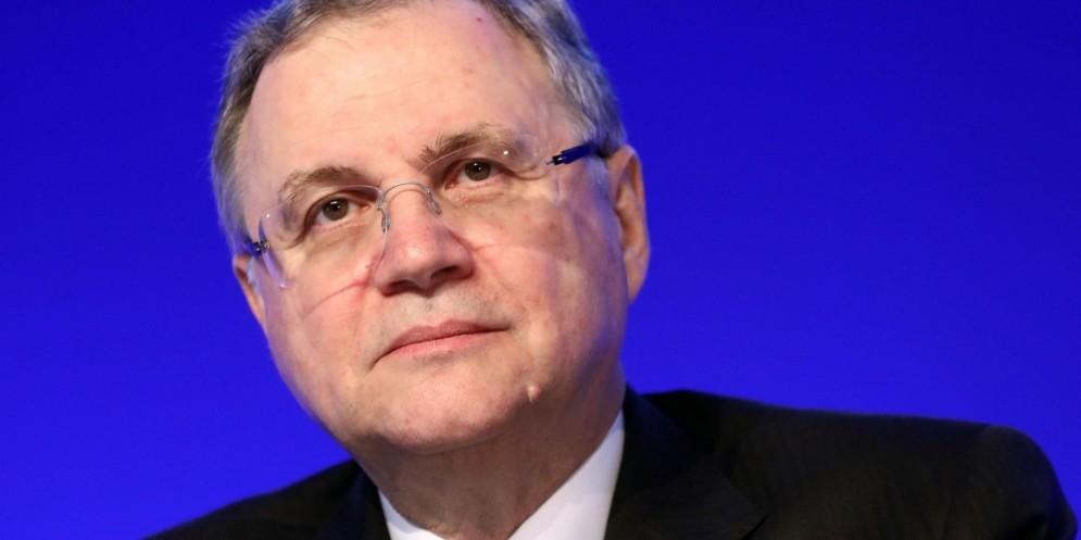Il governatore di Bankitalia, Ignazio Visco.