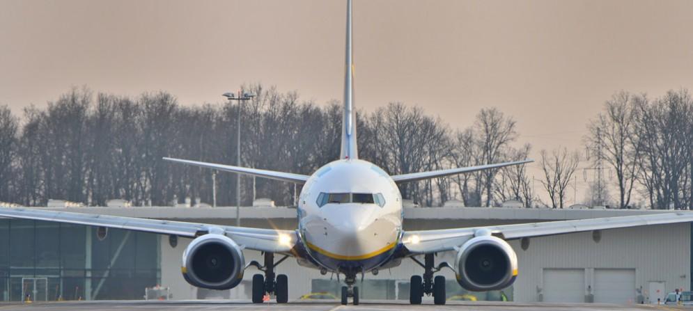 Ryanair: dal Fvg nuovo collegamento con la capitale