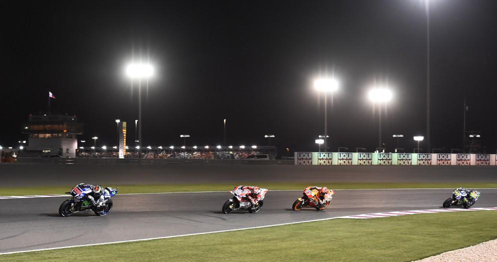 La scorsa edizione del Gran Premio del Qatar
