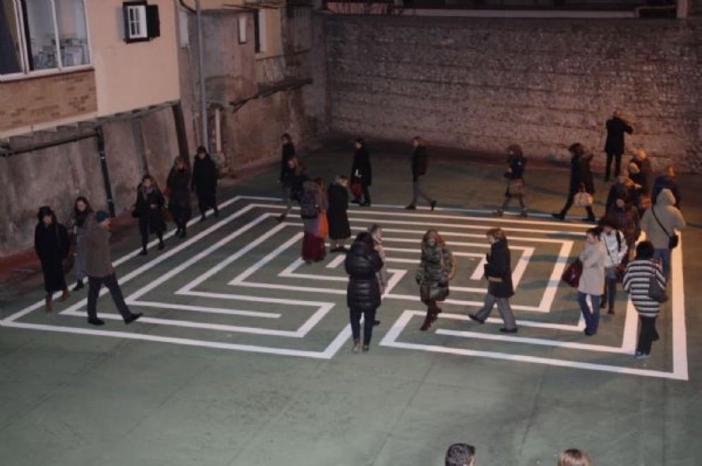 Mostra Labirinto: opere d'arte dal carcere