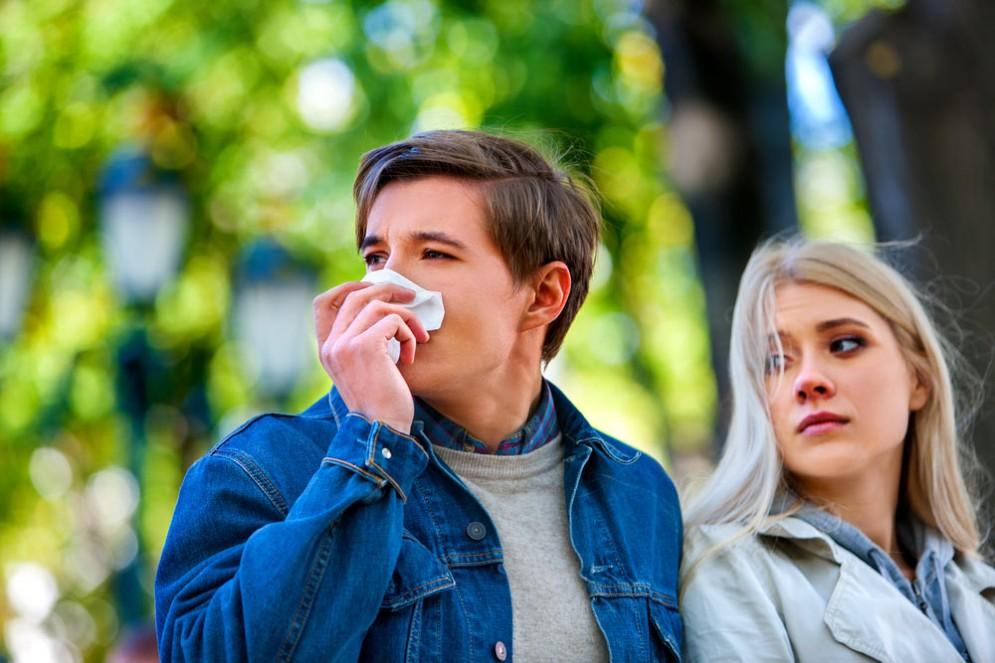 Rinite allergica, arrivano le pillole di polline