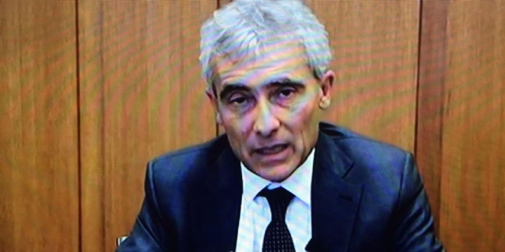 Tito Boeri in collegamento video