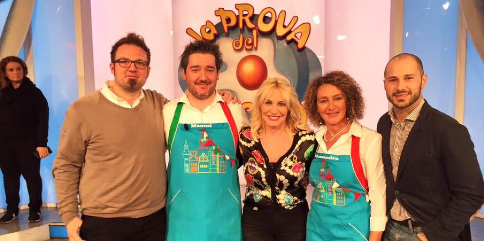 Lo chef Marchetti pronto per una nuova sfida in tv