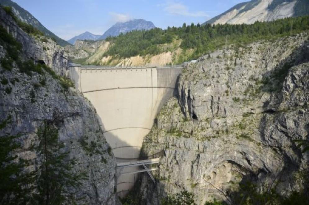 Bolzonello, la diga del Vajont è tra i luoghi più visitati del Fvg
