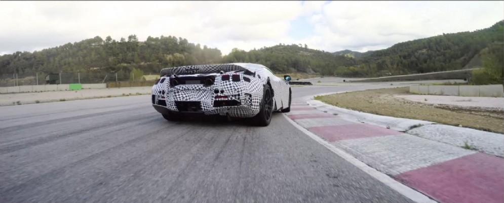 La seconda generazione della McLaren Super Series