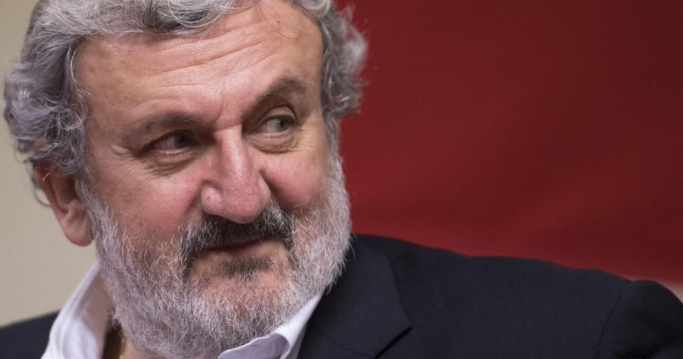 Il governatore della Puglia, Michele Emiliano