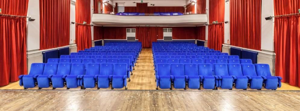 Undicesima Festa del pensionato all'auditorium Menossi