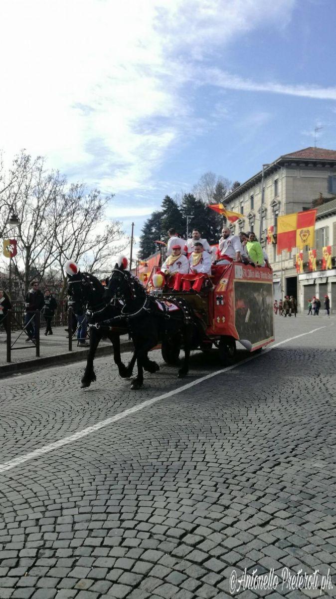 Carnevale di Ivrea 2017