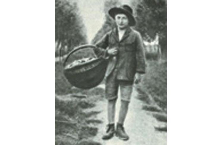 Il giovane Francesco Cirio