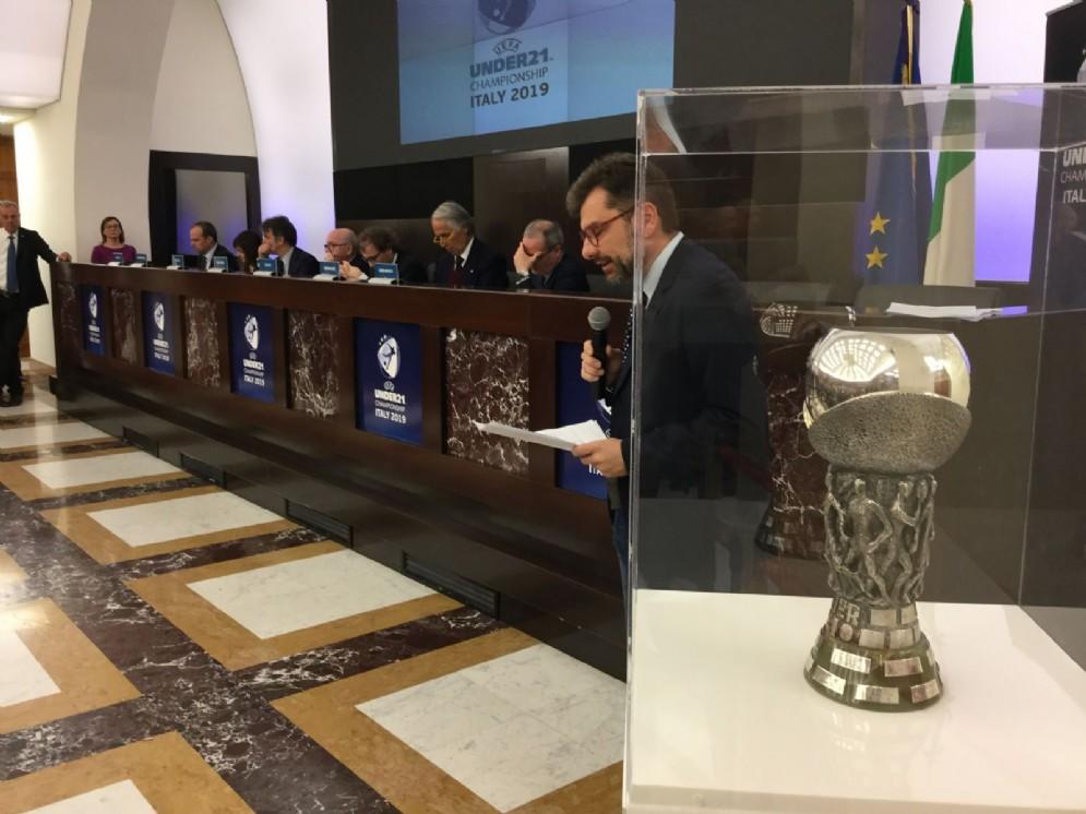 Trieste tra le sei città italiane prescelte per ospitare le finali dell'Europeo UEFA Under 21