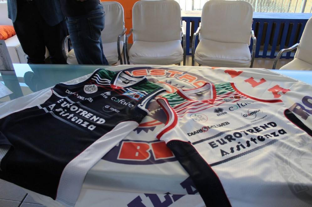La Pallacanestro Biella giocherà con Eurotrend come sponsor principale (foto Cavallo)