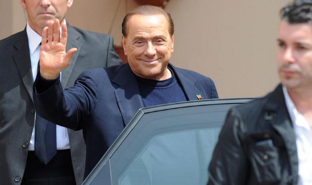 Probabilmente è ancora presto per i saluti di Silvio Berlusconi
