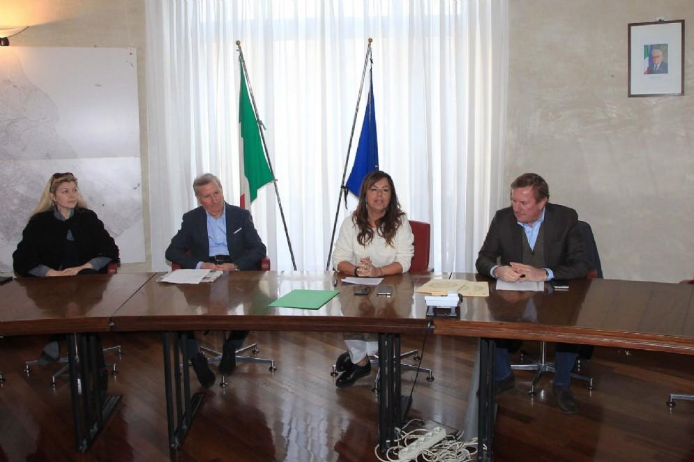 Siglato in Municipio il nuovo Protocollo d'Intesa tra Comune e Coni Regionale