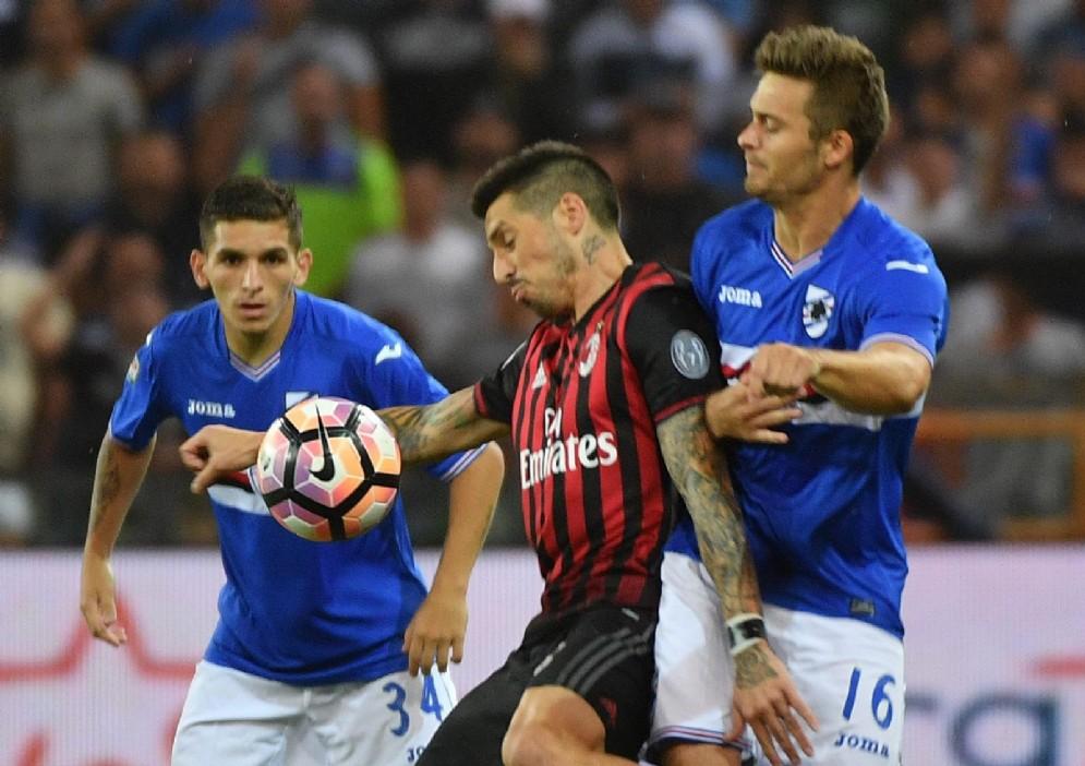 Josè Sosa, prima stagione al Milan