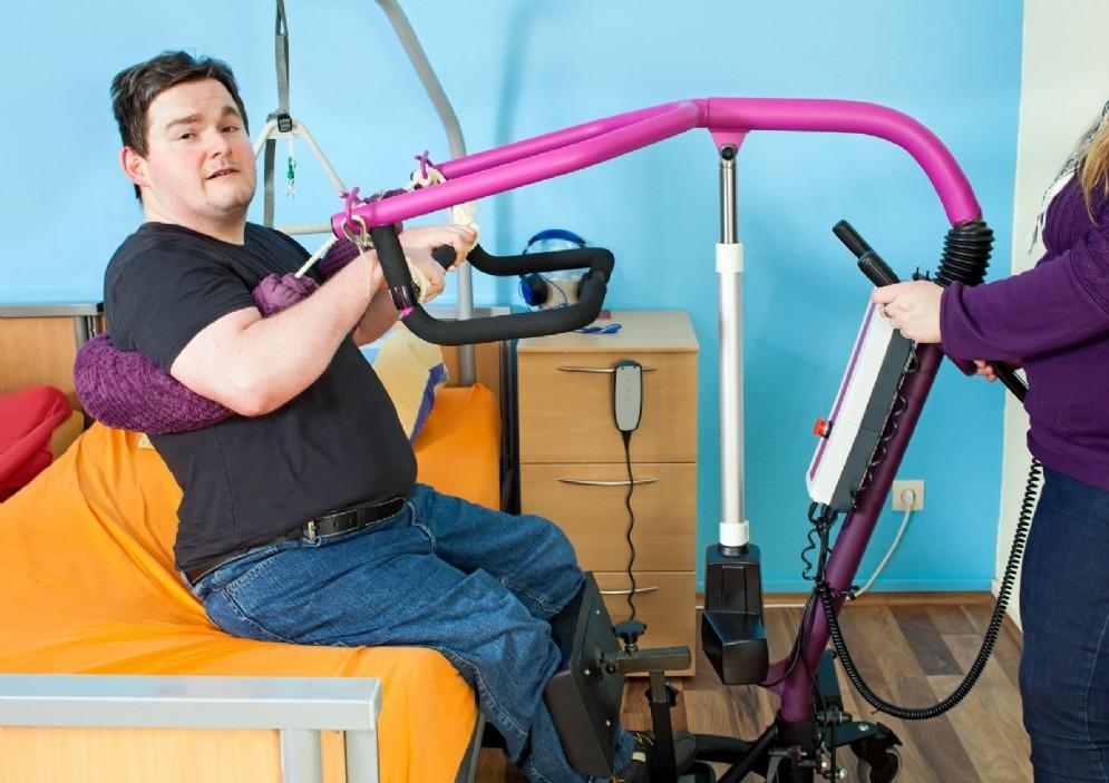 Salute, al via il monitoraggio sulle cure ai disabili in struttura