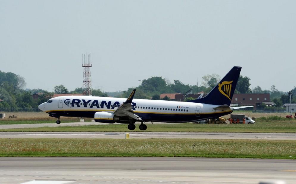 Cancellato il volo Torino-Trapani di Ryanair