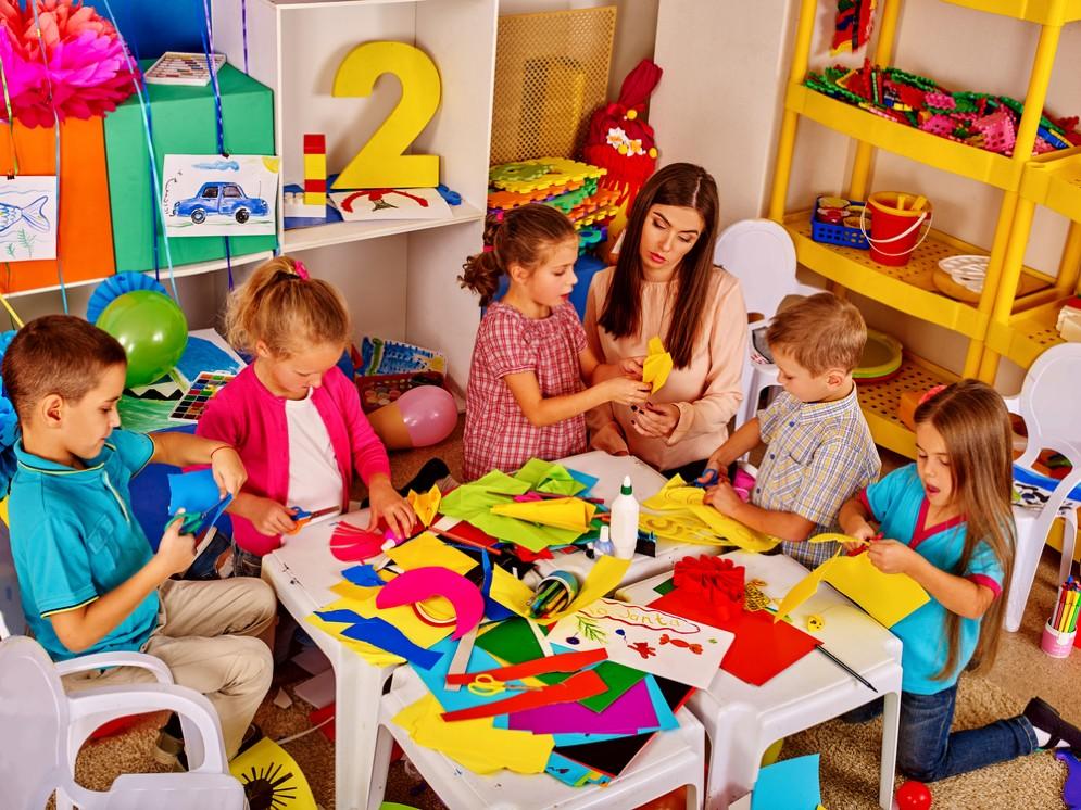 Mongrando un progetto per le scuole dell'infanzia